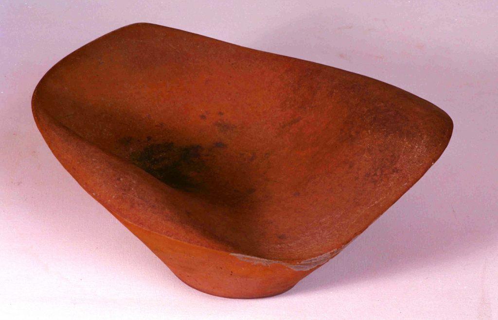 Raku bowl_1989
