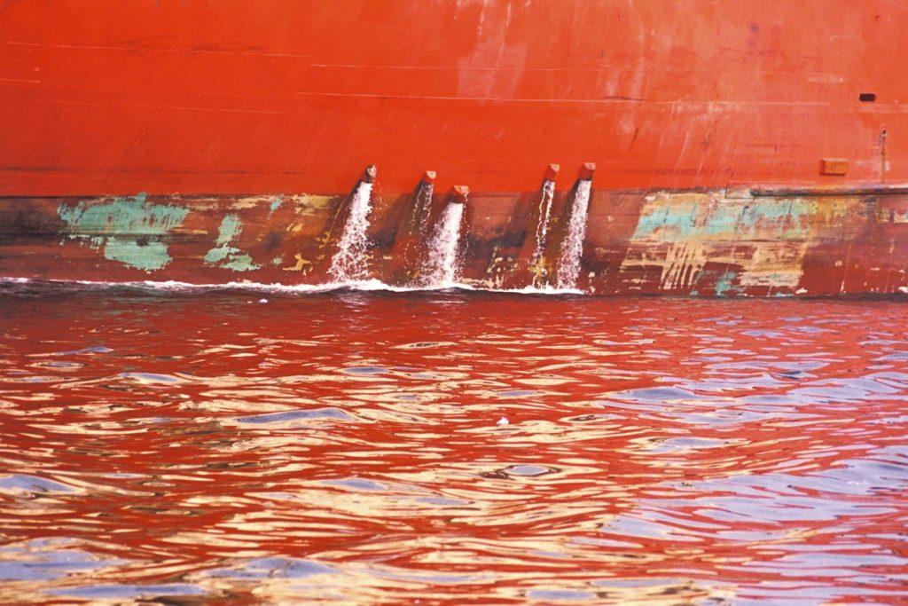 Curaçao Harbor Tour no 1: Watercolors, 1997