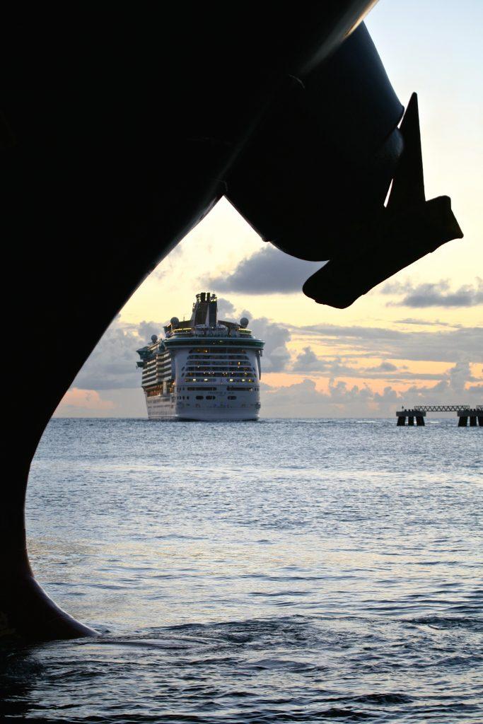 Caribbean Harbor Tour 9, 2014