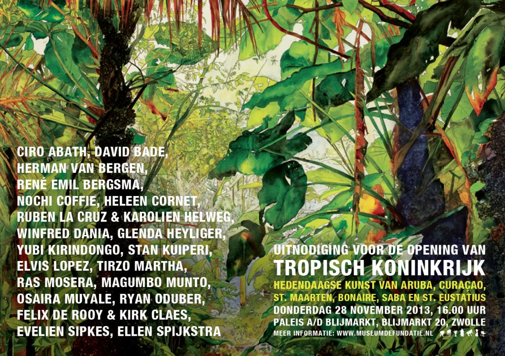 2013 Tropisch Koninkrijk