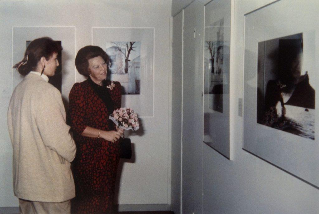 1988, met Beatrix