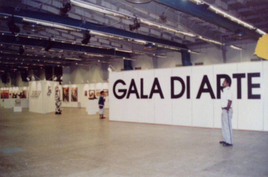 1991 expo Gala di Arte