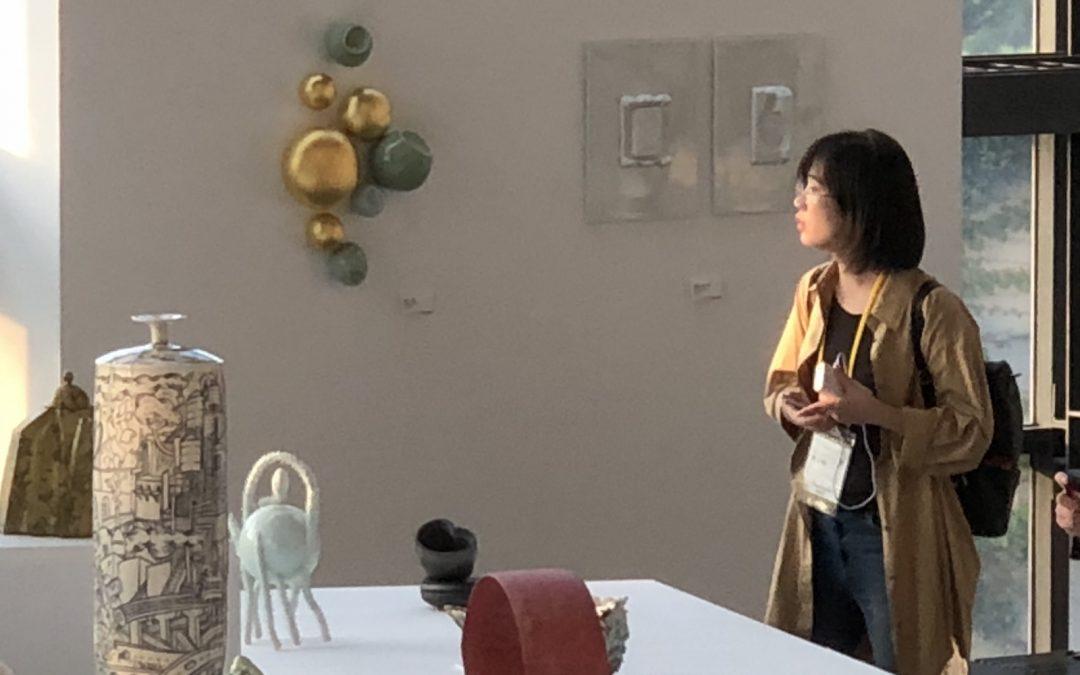 New Orientalia 2018 IAC Members' Thematic Exhibition,Yingge Ceramics Museum, Taipei, Taiwan